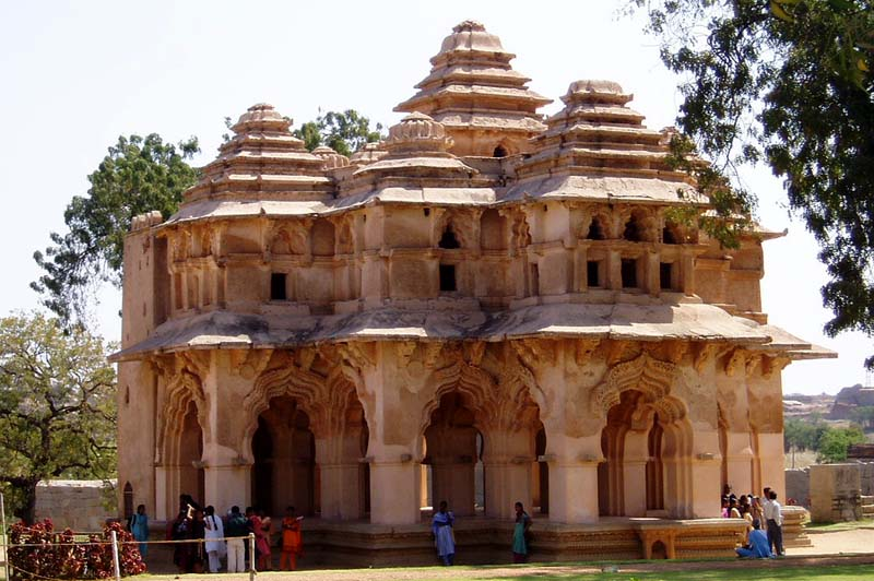 HAMPI - BADAMI - ANEGUNDI: TOUR CODE- HAB 2/3 - (Kishkinda Resort) by car