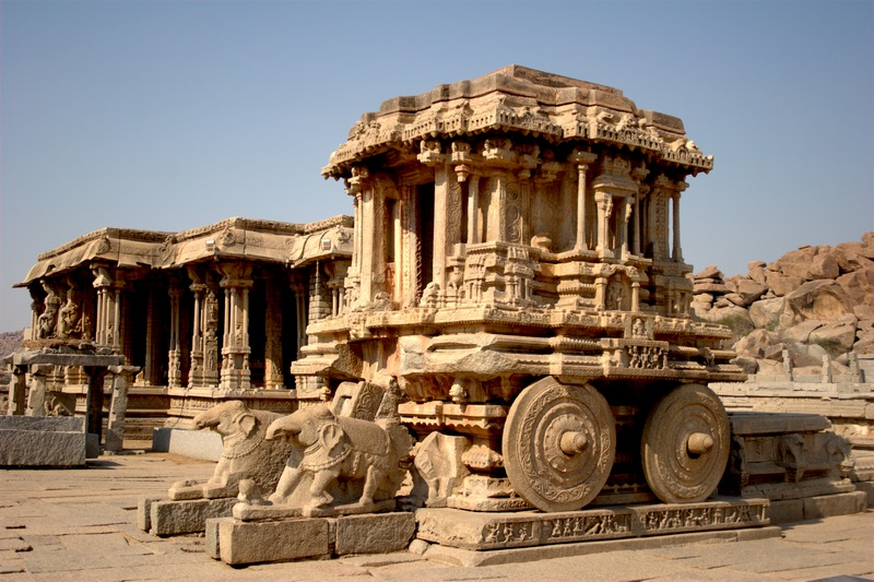 Explore HAMPI AND ANEGUNDI: TOUR CODE -HAH- 2 Nights / 3 Days