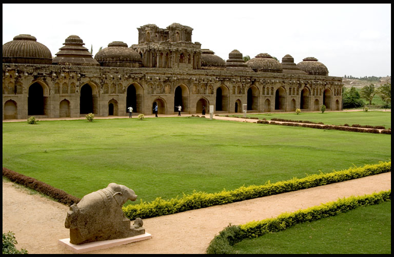 Explore HAMPI - BADAMI: TOUR CODE - HB 1 NIGHT / 2 DAYS by Car